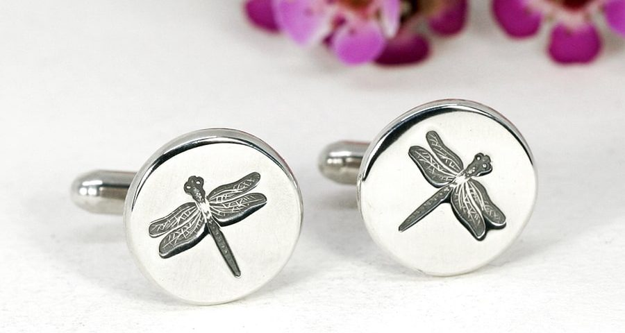 Cuff Links, various shapes and designs