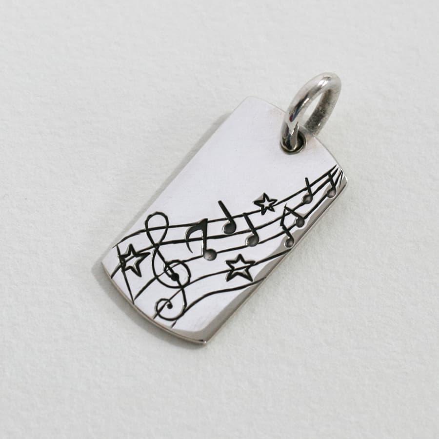 Musical Pendant