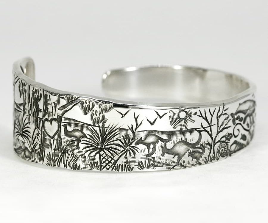 'Southwest Coast', Tapered cuff