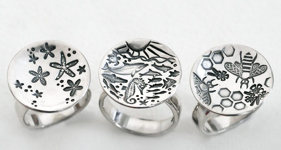 Raincatcher rings