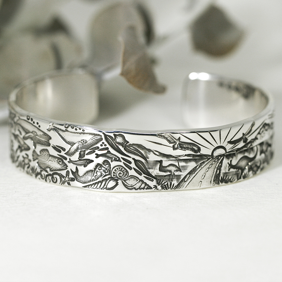 Ocean-Road-to-Outback-stamped-and-hand-engraved