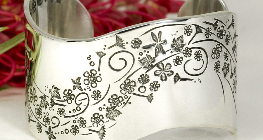 butterflies-everlastings-wildflowers-spring-garden-john-miller-design-australian-jewellery
