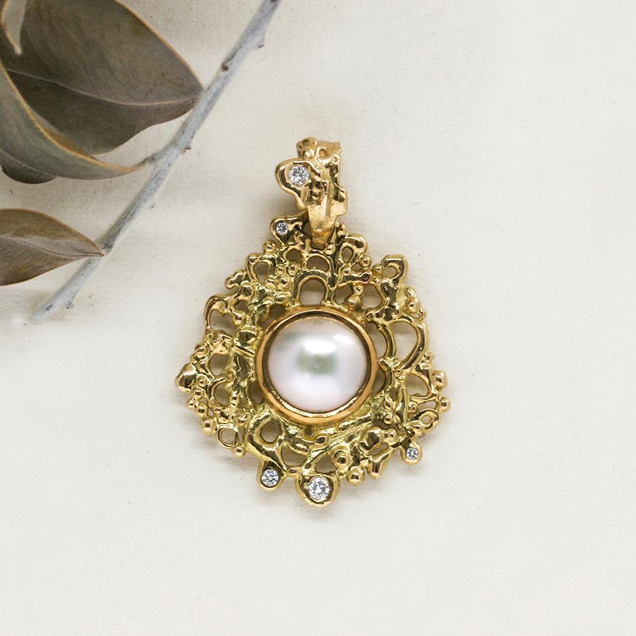 radiant-pearl-diamonds-fused-gold-john-miller-design