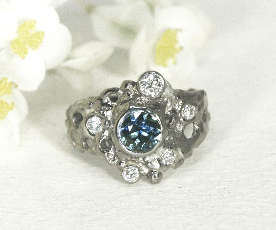 white-gold-ring-celestial-navigation-sapphire-diamond-john-miller-design