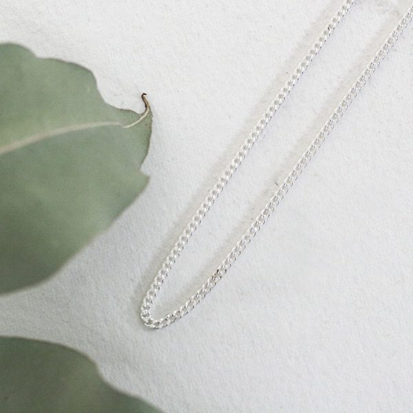 Sterling silver CD50 Chain
