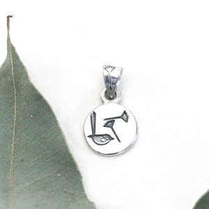Wren and Everlasting Charm Pendant